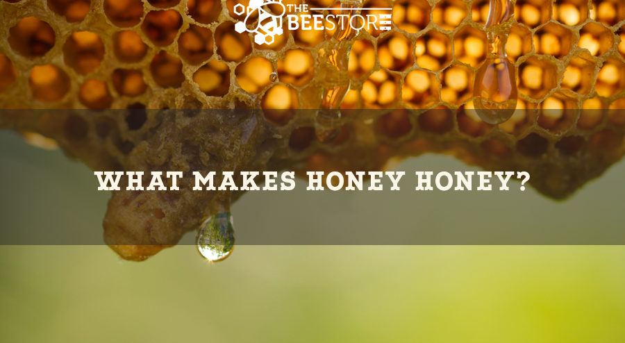 What Makes Honey Honey? - The Bee Store, Lake Ridge, VA